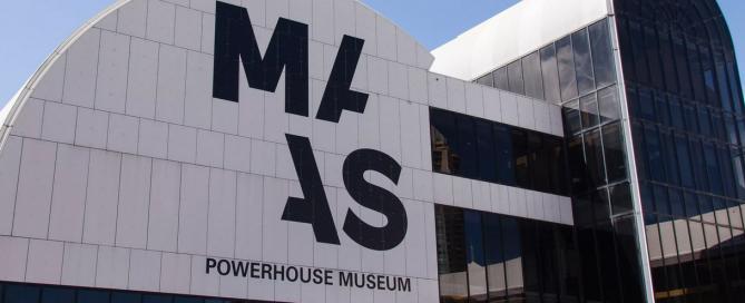 Powerhouse Museum - Descrete