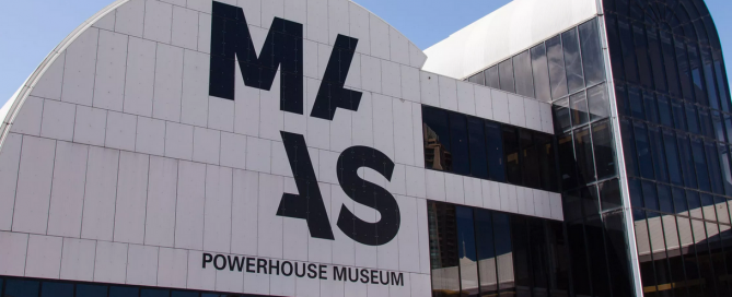 Powerhouse Museum - Descrete